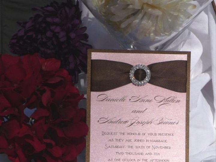Tmx 1323004979566 P1020857 Montvale wedding invitation