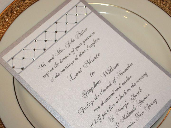 Tmx 1359423277711 016 Montvale wedding invitation