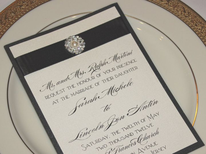Tmx 1359423307054 026 Montvale wedding invitation