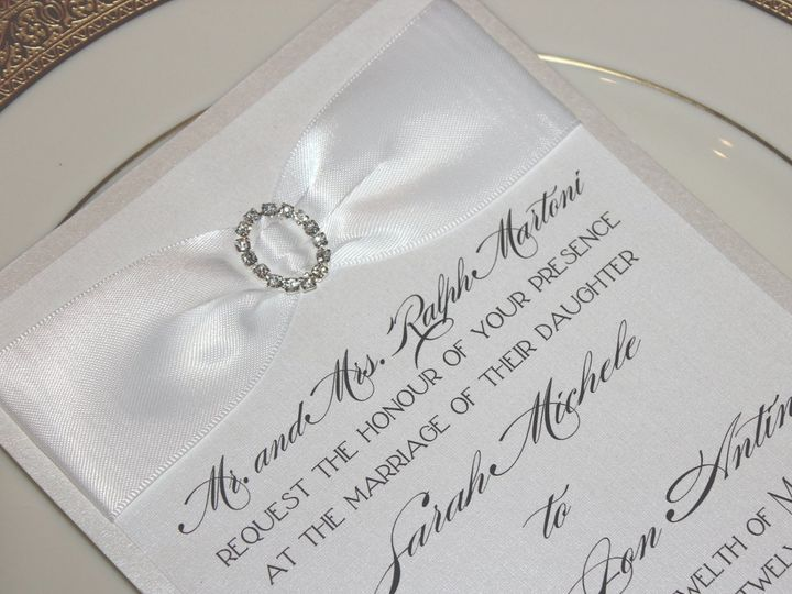 Tmx 1359423325636 027 Montvale wedding invitation