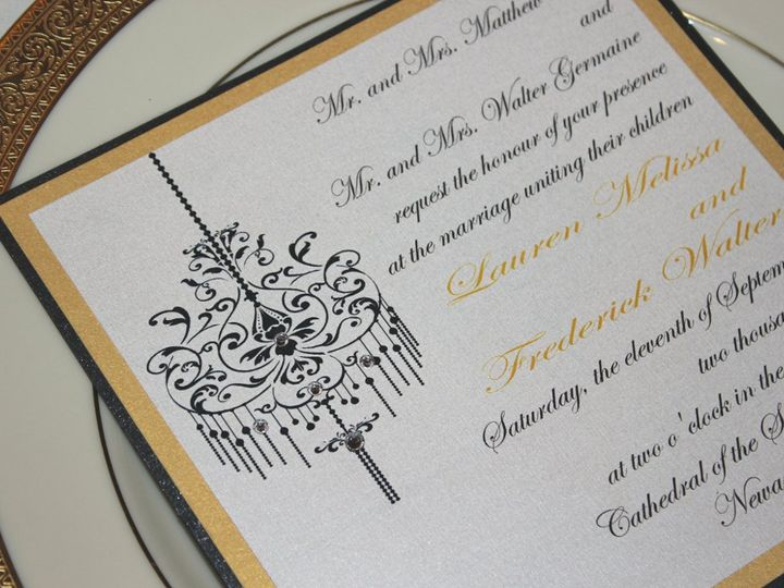 Tmx 1359423417809 052 Montvale wedding invitation