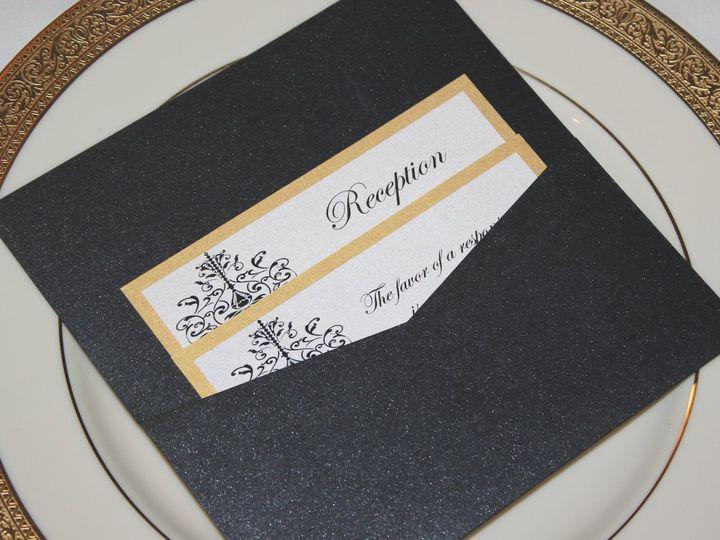 Tmx 1359423441255 053 Montvale wedding invitation