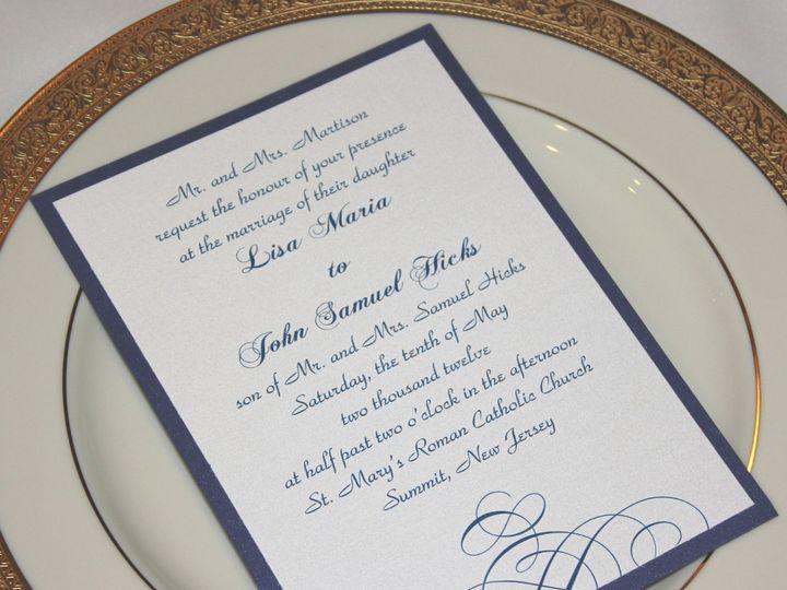 Tmx 1359423568001 070 Montvale wedding invitation