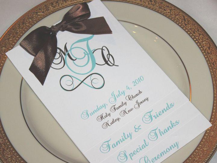Tmx 1359423718525 091 Montvale wedding invitation