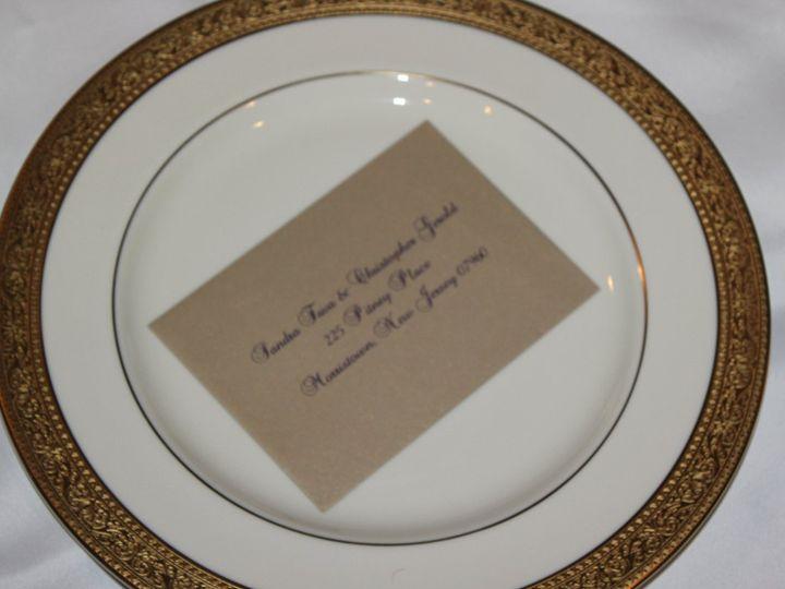 Tmx 1359423739050 100 Montvale wedding invitation