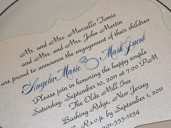 Tmx 1359423762485 106 Montvale wedding invitation