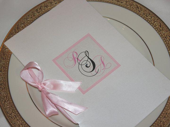 Tmx 1359423781228 107 Montvale wedding invitation