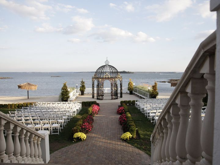 Tmx 1420417837563 Gazebo Pre Ceremony New Rochelle, New York wedding venue