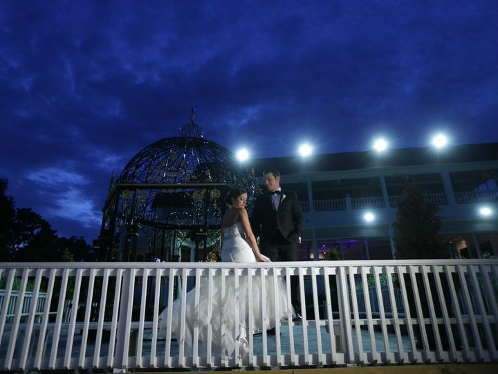 Tmx 1484179105083 Bg Night Clouds Back New Rochelle, New York wedding venue