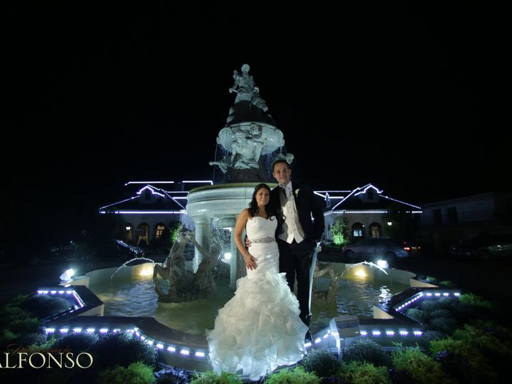 Tmx 1484407476683 Bg Night In Front Of Fountain New Rochelle, New York wedding venue
