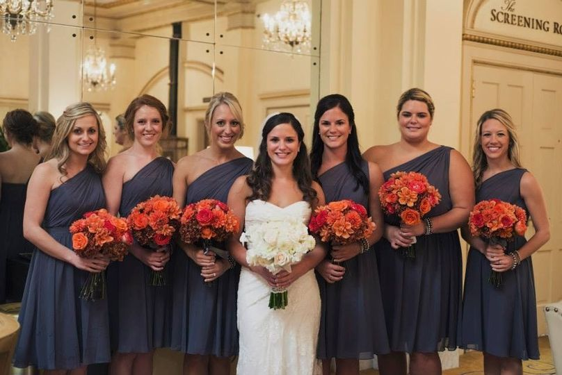 wedding flowers eugene bridesmade