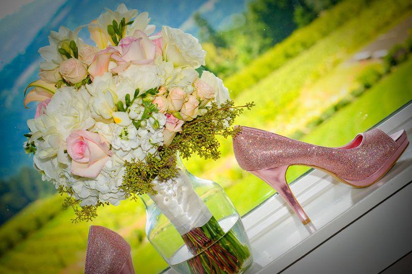 wedding flower eugene