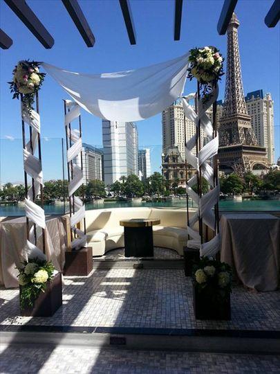 Contemporary Nightclub Wedding at Hyde Bellagio
