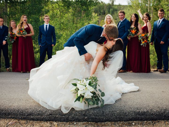 Tmx 1538281415 C1c7c4c8d6f7f436 1538281413 Cfcfac87bb6bd28e 1538281399705 3 Kaitlin And Jason  Arvada, CO wedding florist