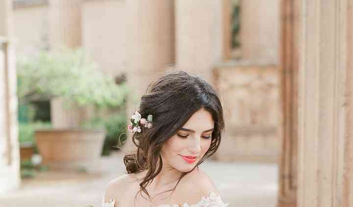 Lace and Bustle Bridal