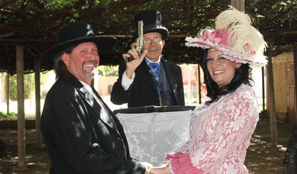 Tombstone Western Weddings