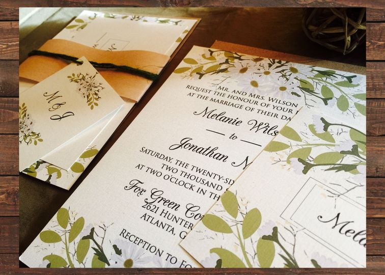 800x800 1464199406982 Img1967; 800x800 1464110464777 Daisey Floral Wedding  Invitation3 ...