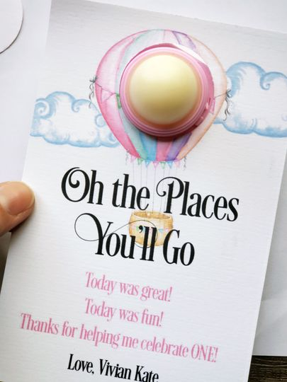 EOS Gift Favors