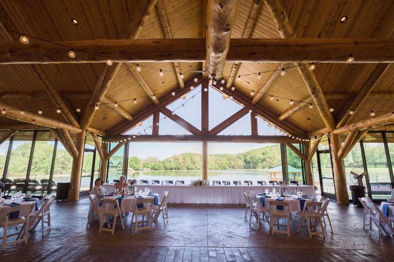 Bridal Table/walls Open