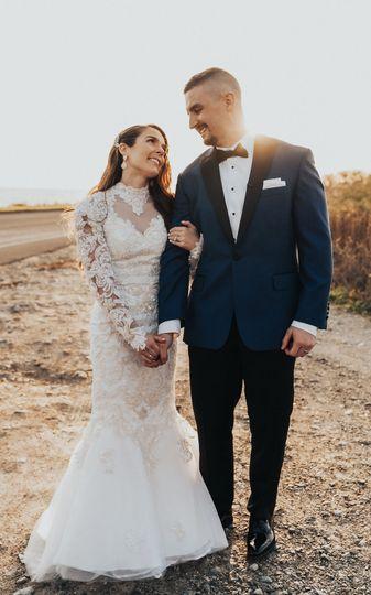 Newport wedding, Ocean Drive