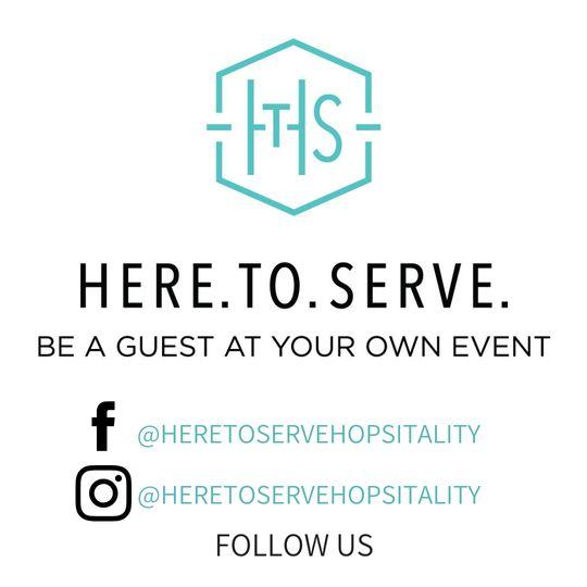 Follow us on social media.