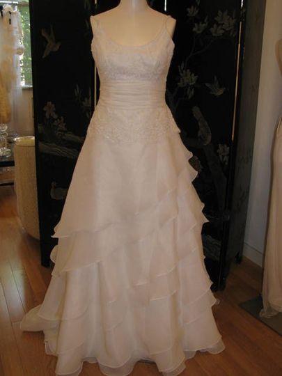 Overstock Wedding Dresses Evgen Fashion Blog Overstock Discontinued ...
