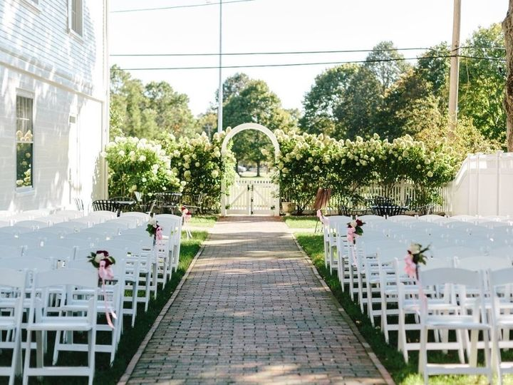 Tmx 1512675540460 Outdoor Ceremony Space   The Commons 1854 Topsfield, MA wedding venue