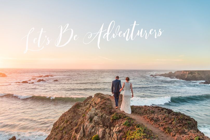 Coastal Wedding day portraits