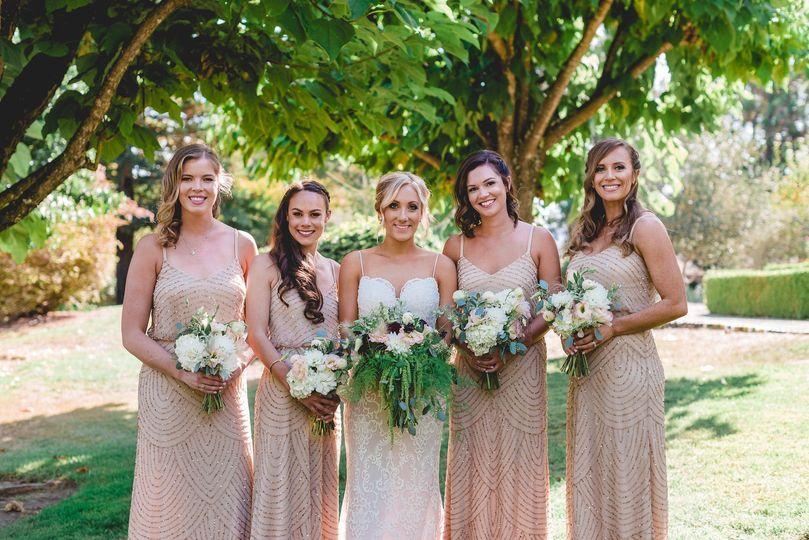 petaluma wedding party