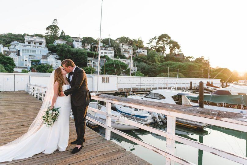 Sausalito wedding elopement