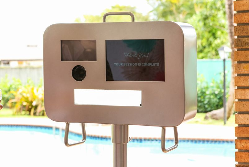 Photo booth camera