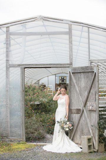 Mariah S. Wedding day