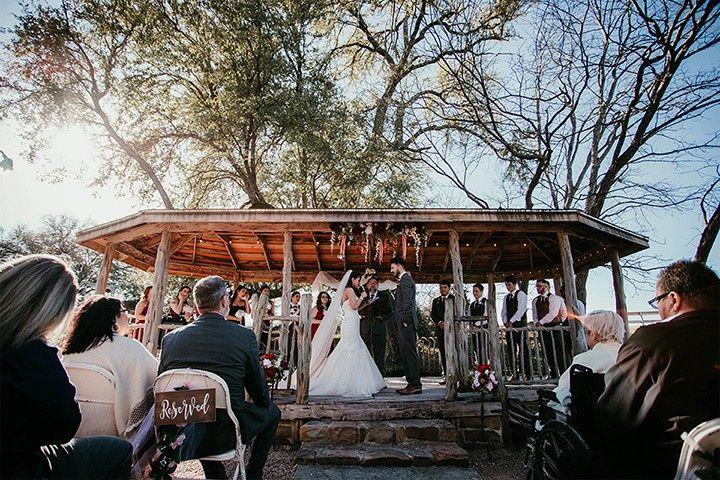 outdoor wedding ceremony alabama 51 1044659 1568140296