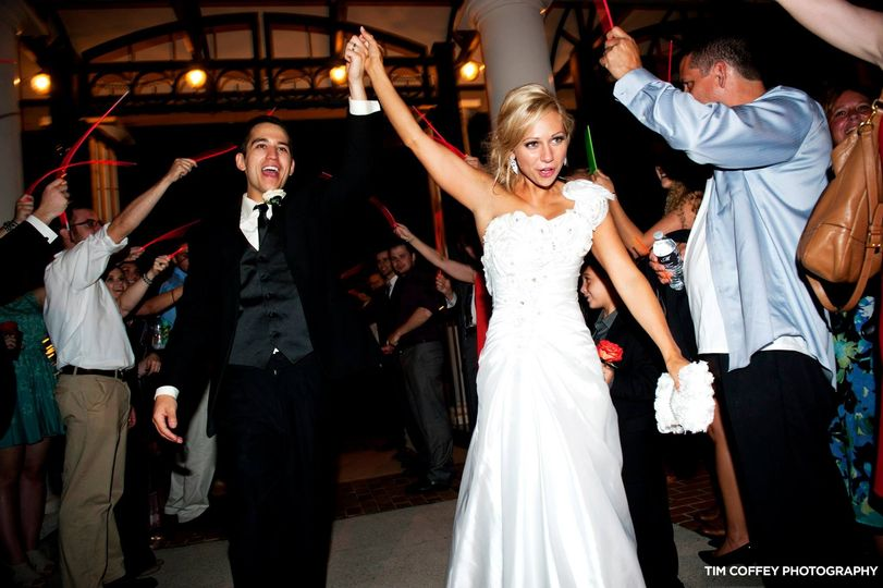 Happy dancing | Photo from Tim Coffey Photography