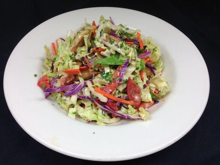 Tmx 1402670393304 Oriental Chicken Salad   Lunch Apex wedding catering