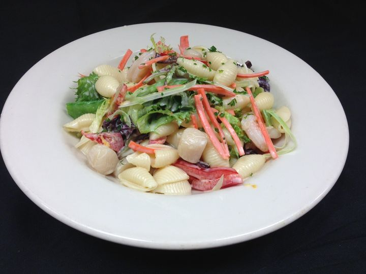 Tmx 1402670401759 Seafood Pasta Salad   Lunch Apex wedding catering