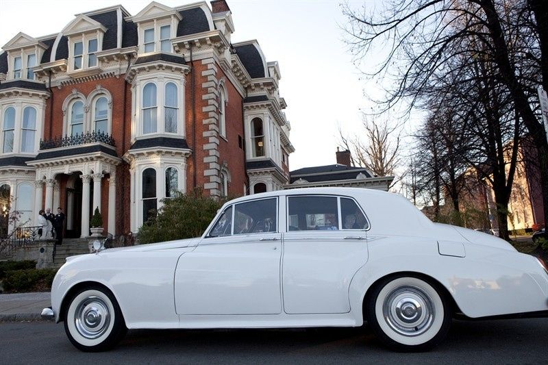 Bridal's car