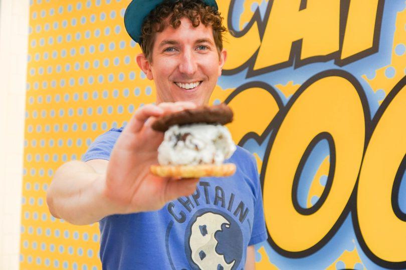 Vendor- Captain Cookie