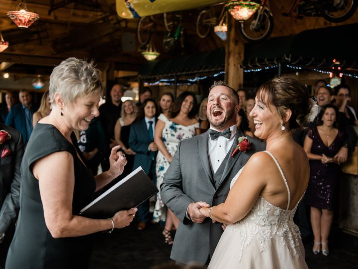 Tmx Dianne Sean Heather Laughing 51 987659 Albany, New York wedding officiant