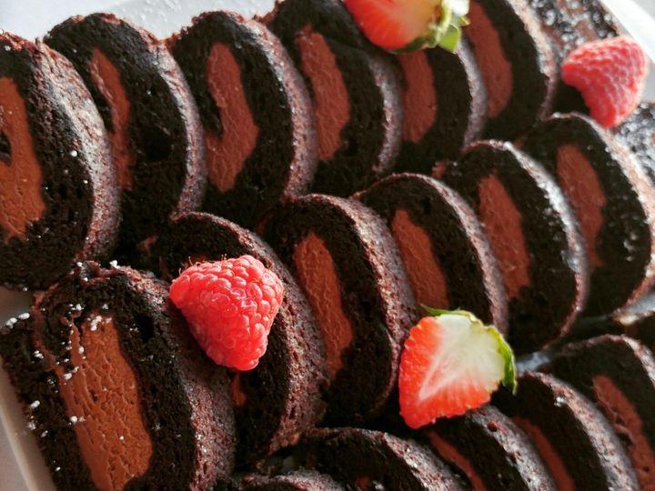 Tmx Chocolate Nibbles 51 1908659 159194787159043 Minneapolis, MN wedding cake
