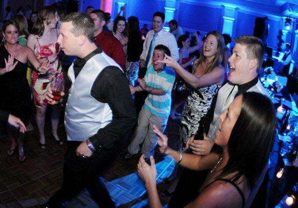 Tmx 1320724050689 Bangorhiltonwedding5 Bangor, Maine wedding dj