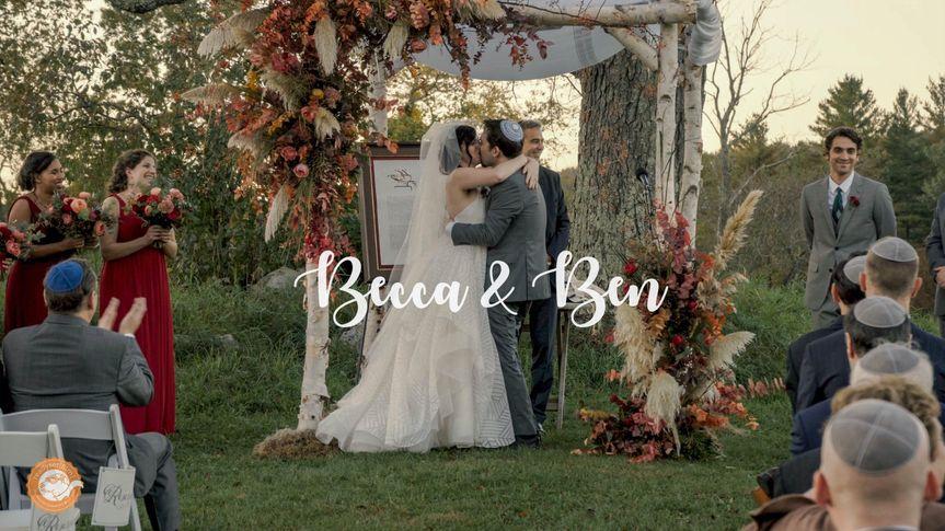 Becca & Ben - Western MA