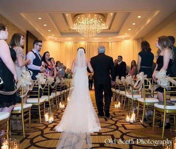 Renaissance Baton Rouge Hotel Venue Baton Rouge La Weddingwire