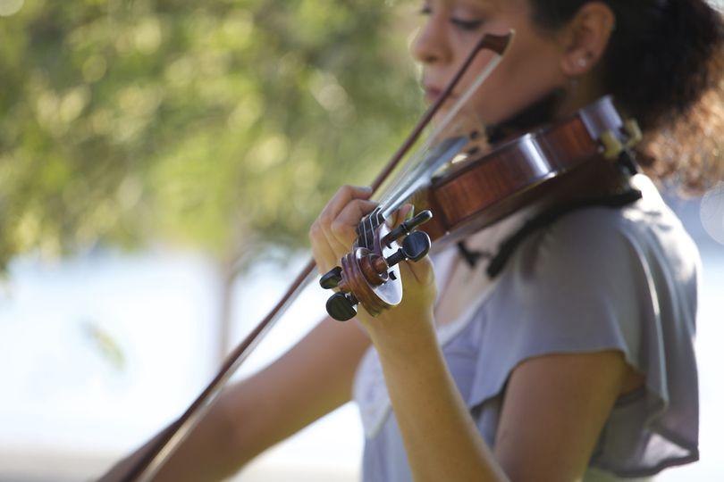 Leah Diane, Violinist - Tampa