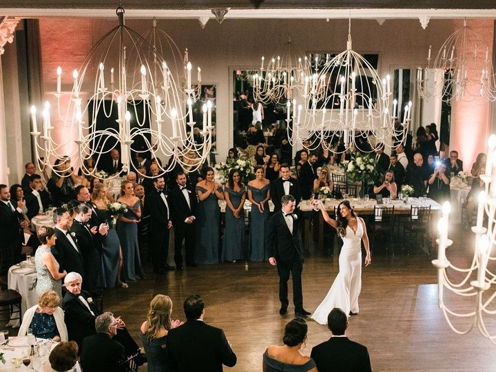 Tmx Alden Castle Vintage Ballroom Circle And Farm Tables First Dance 2 Zev Fisher Photo 51 3759 158464311147532 Brookline, MA wedding venue