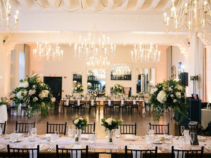 Tmx Alden Castle Vintage Ballroom Circle And Farm Tables Room Shot Facing Mirrors Zev Fisher Photo 51 3759 158464311158128 Brookline, MA wedding venue