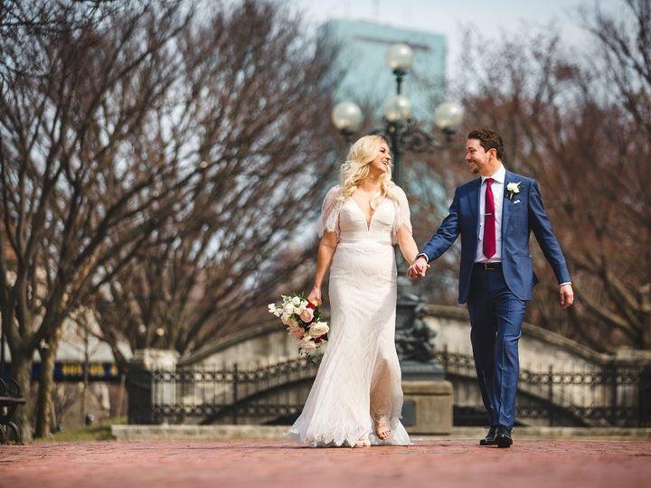 Tmx Couple Walking In Front Of Bridge Jason Corey Photography 51 3759 158464303792515 Brookline, MA wedding venue