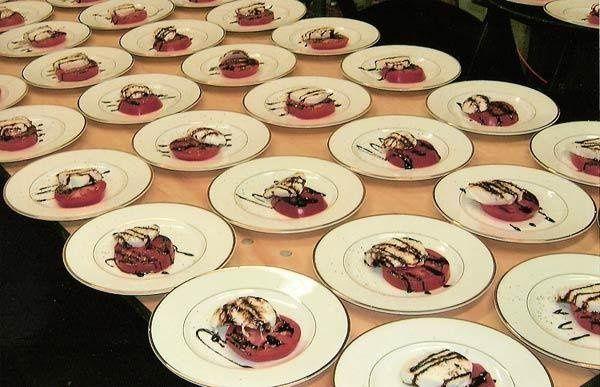 Tmx 1245187076885 TomatoAppetizerPlatesfs Rohnert Park wedding catering