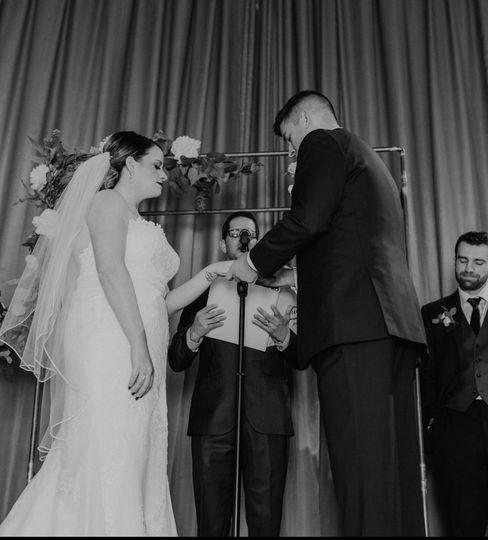 Brown/Keane Wedding