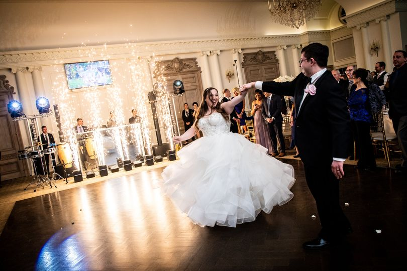 First Dance // Park Chateau